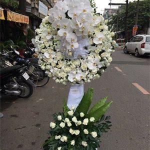 hoa chia buồn hcb 86