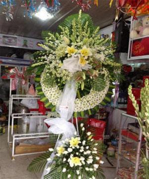hoa chia buồn hcb 88