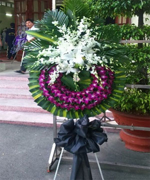 hoa chia buồn hcb 89