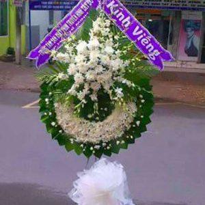 hoa chia buồn hcb 90
