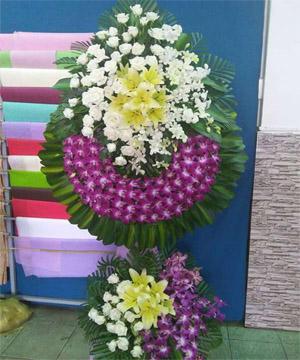 hoa chia buồn hcb 91