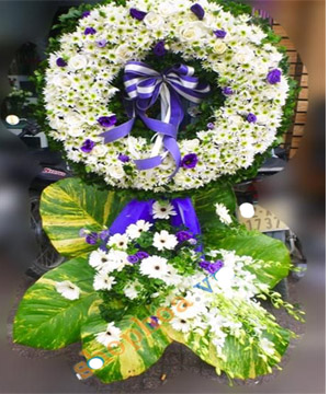 hoa chia buồn hcb 92