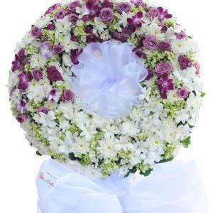 hoa chia buồn hcb 93