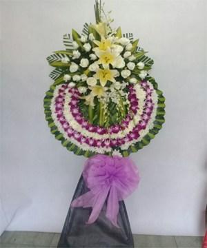 hoa đám tang ở quận 12