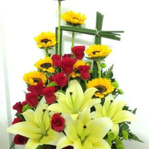 hoa sinh nhật hsn 171