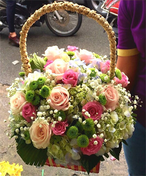 hoa sinh nhật hsn 180