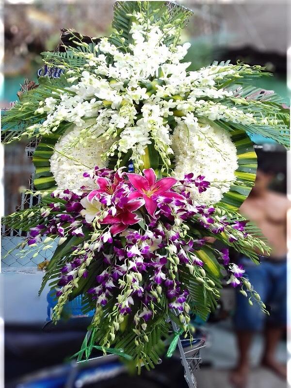 shop hoa tang lễ củ chi