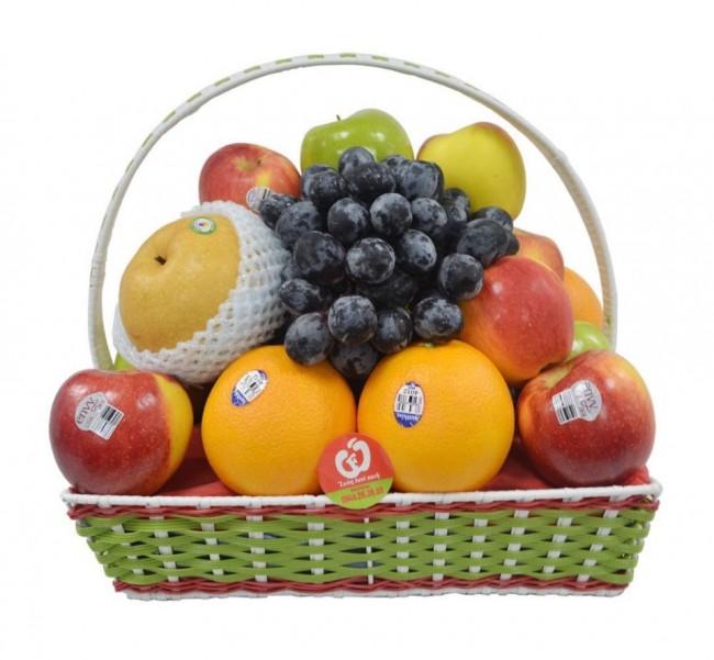 gói giỏ trái cây